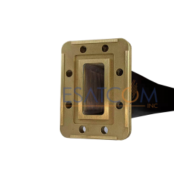 Esatcom WR137 24 inches flexible twistable waveguide