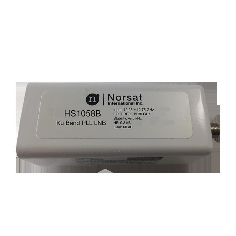 Norsat HS1058B Ku-band PLL LNB | Esatcom Inc