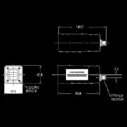Norsat 5500R C-Band PLL LNB
