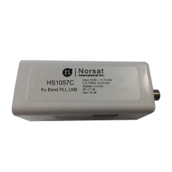 Norsat 5100R C-Band PLL LNB