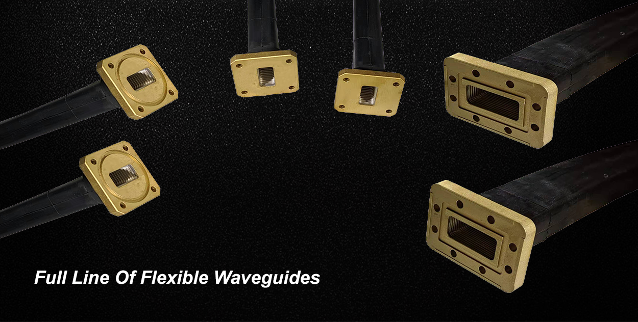 High Quality Flexible Waveguides